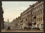 Улица Николаевская (ныне Архитектора Городецкого)