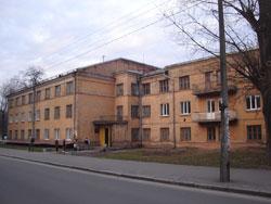 Учебный корпус на улице Академика Янгеля