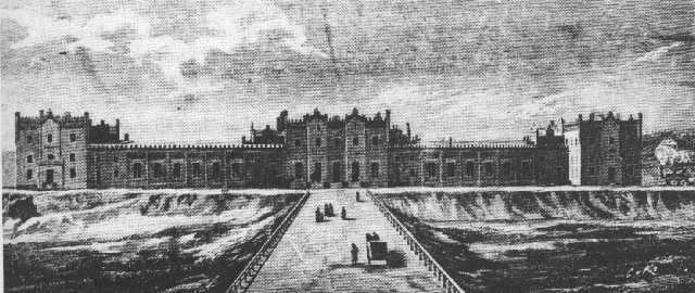 Вокзал, 1880г.