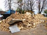 На территории Киево-Печерской Лавры снесён памятник архитектуры