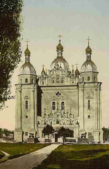 Никольский монастырь